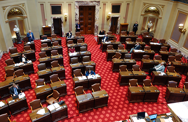 The Minnesota Senate voted 67-0 vote in favor of its version of the bill, after debating for nearly three hours.