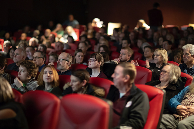 Last year's MSPIFF drew just under 50,000 people. This year's was to run from April 9 to April 25.