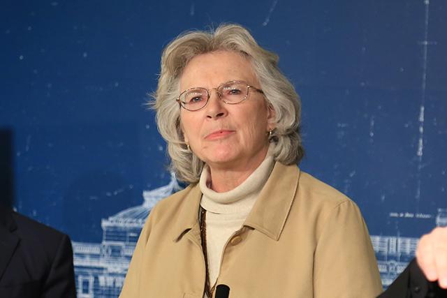 Health Commissioner Jan Malcolm