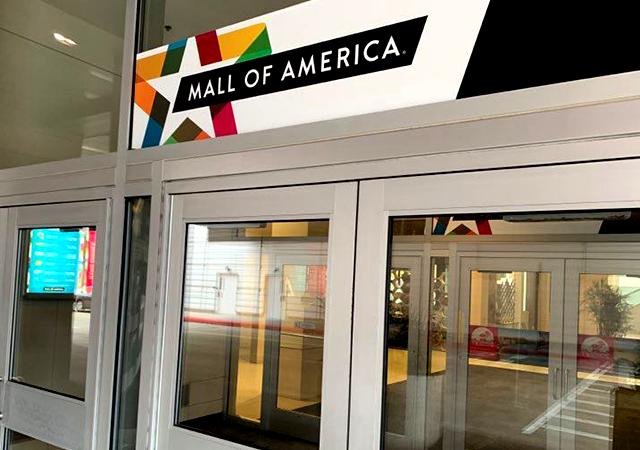 Closed Mall of America, Bloomington
