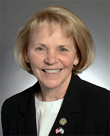 State Sen. Mary Kiffmeyer
