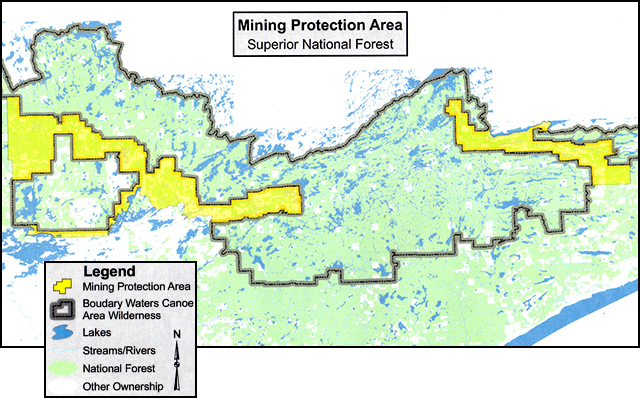 Mining Protection Area
