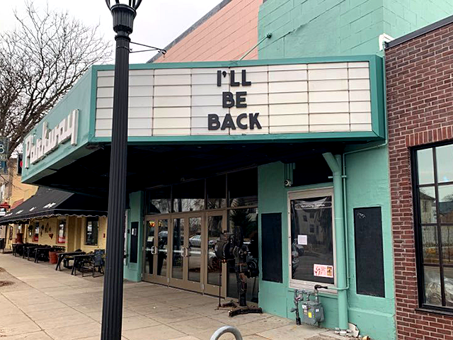 Parkway Theater, south Minneapolis