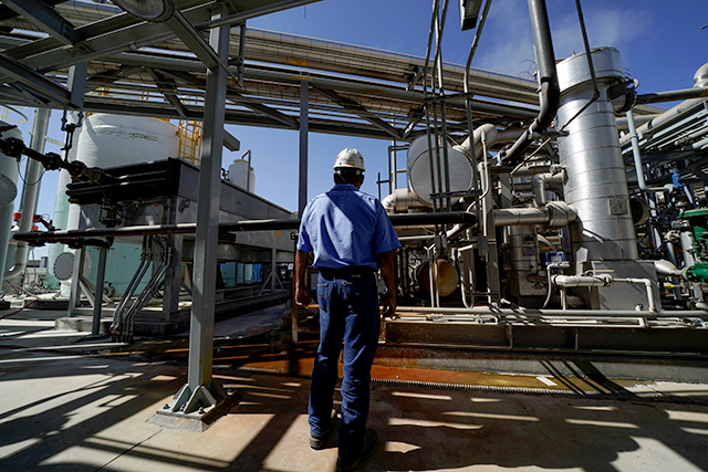 Calgren's renewable fuels facility