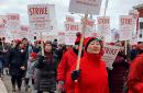 Striking St. Paul teachers