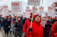 Striking St. Paul teachers
