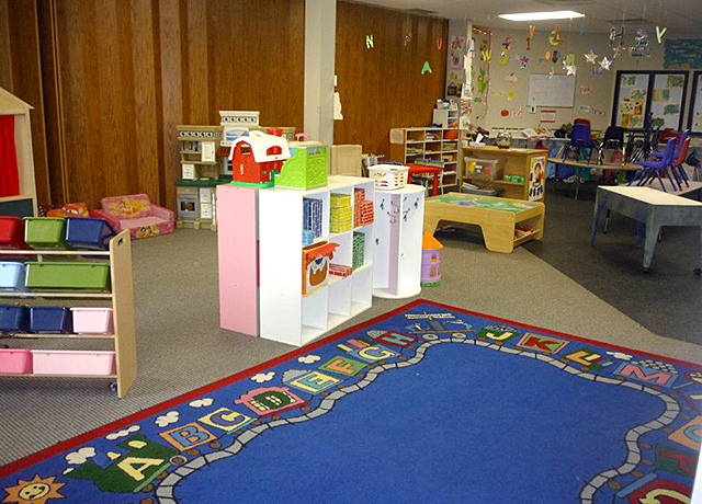 The Stay 'n Play Child Care Center in Willmar can serve about 65 kids.