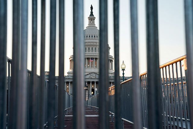 The U.S. Capitol will discontinue public tours through at least the end of March amid mounting fears of a widespread coronavirus outbreak.