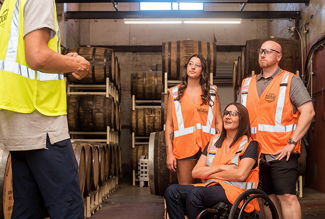 According to the Office of Disability Employment Policy and the Bureau of Labor Statistics, people with disabilities ages 16 to 64 participated in the U.S. workforce at a rate of 33.6% in 2019, compared to a rate of 77.4% for people without disabilities.