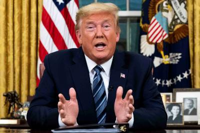 photo of president trump