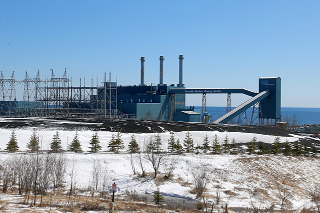 The Taconite Harbor Energy Center