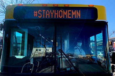 #StayHomeMN