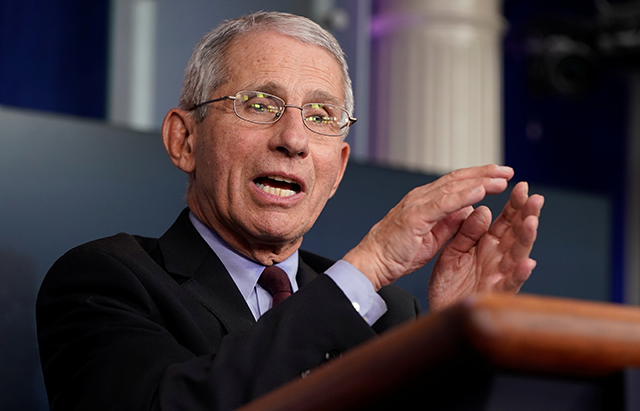 One more reason to be impressed with Dr. Anthony Fauci | MinnPost