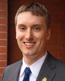 Duluth Councilman Arik Forsman