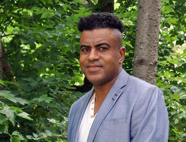 Executive Director David Hamilton