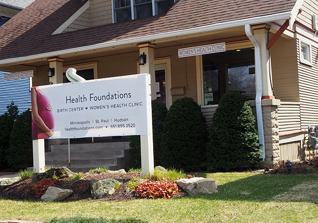 At Health Foundations Birth Center and Women's Health Clinic on Grand Avenue in St. Paul, business is booming.