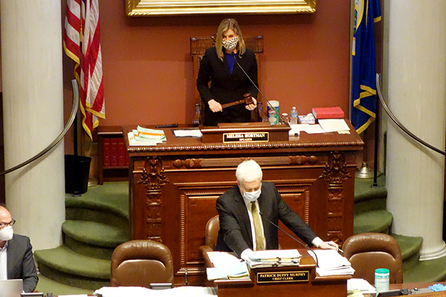 House Speaker Hortman