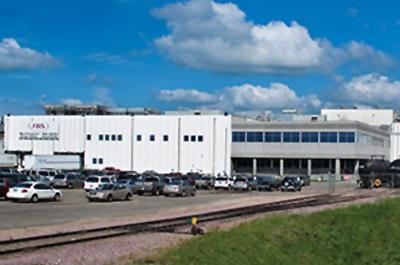 JBS Worthington plant