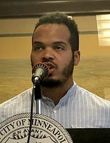 Council Member Jeremiah Ellison