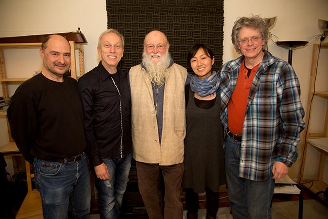 Kronos Quartet and Terry Riley