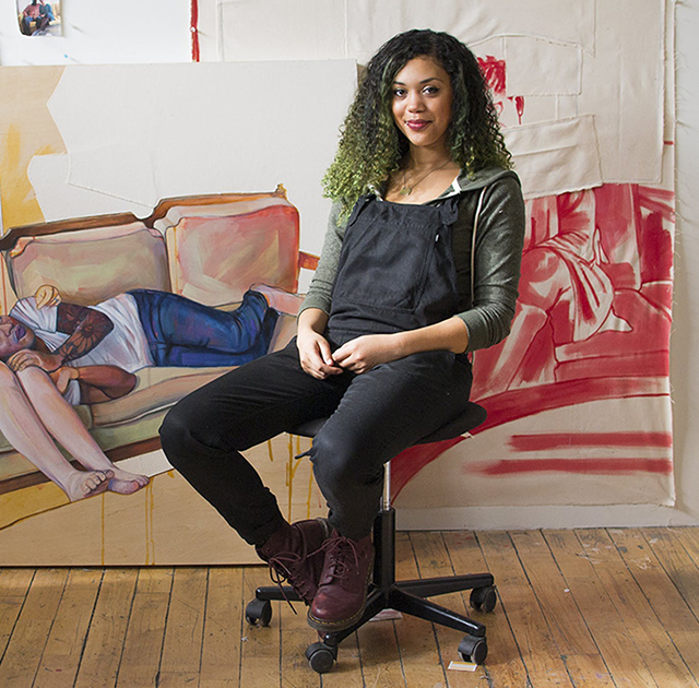 Leslie Barlow is a Minneapolis-based visual artist and educator who has exhibited locally and nationally.