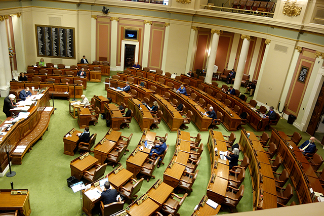 The Minnesota House approved the bill by 111-22.