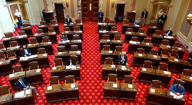 The bill passed the Senate 67-0.