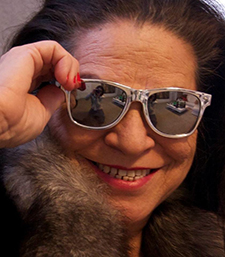 Friday's guests include theater artist Marcie Rendon.
