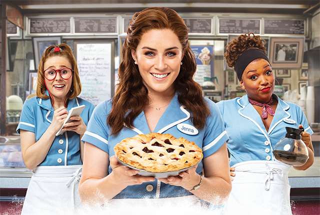 "March 2021 will bring a touring production of the Broadway hit ""Waitress,"" with songs by Grammy winner Sara Bareilles."