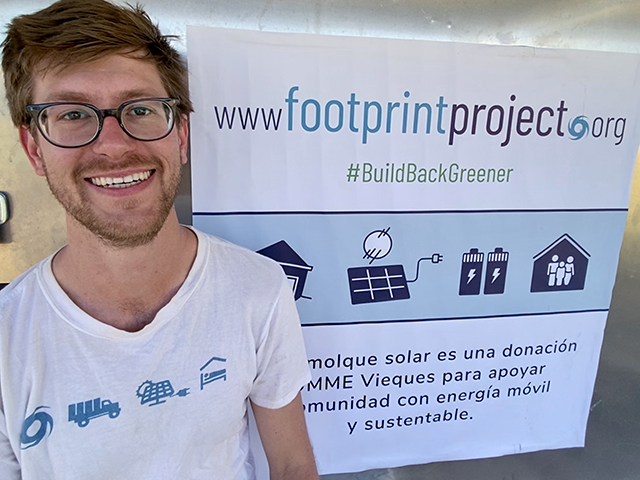 William Heegaard leads Minneapolis-based FootprintProject.org and is a partner at Rent.Solar.