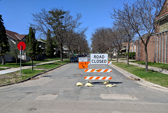 """Minneapolis launched an ambitious """"Stay Healthy Streets"""" plan that creates three """"loops"""" through the city, with streets limited to local traffic only."""