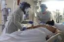 patient suffering from the coronavirus disease