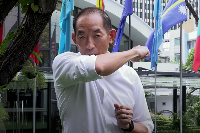 Dr. Takeshi Kasai
