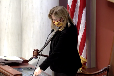House Speaker Melissa Hortman