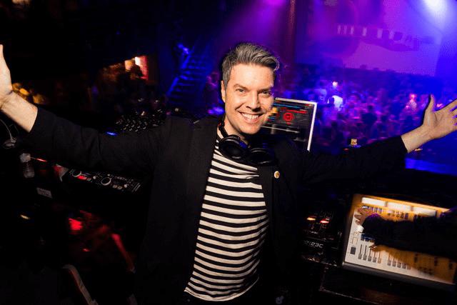 DJ Jake Rudh