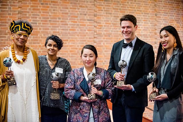 2019 Sally Award honorees