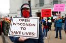 Wisconsin demonstrator