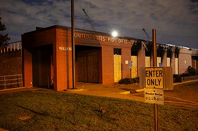The USPS Lake Street Station
