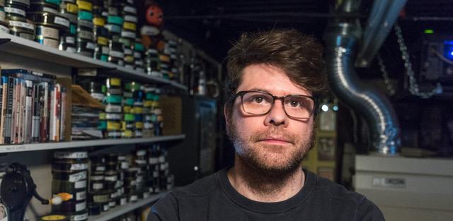 Trylon Cinema programmer John Moret