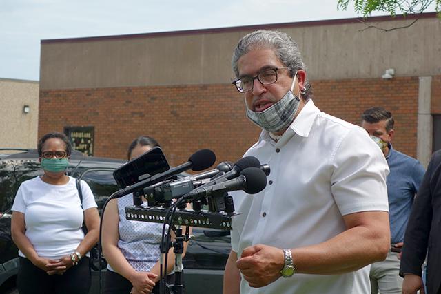 State Rep. Carlos Mariani