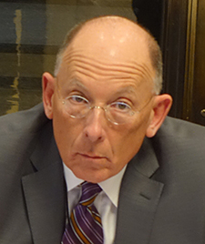 Corrections Commissioner Paul Schnell