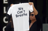 """We Can't Breathe"""