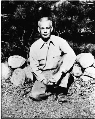 photo of sigurd olson