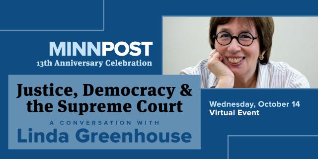 MinnPost Anniversary Celebration featuring Linda Greenhouse