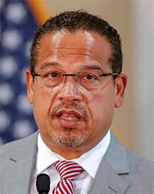 Attorney General Keith Ellison