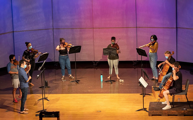 Lakes Area Music Festival goes virtual in a big way; CTC helps present 'A Kids Play About Racism'