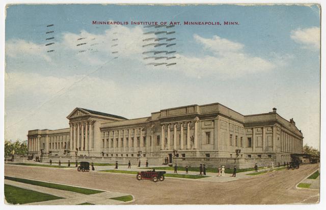Minneapolis Institute of Art, circa 1915