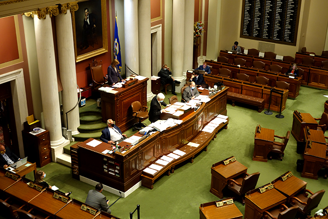 A way-too-early look at which Minnesota legislative seats will be targeted in 2022