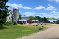 The Nolte farm near Sebeka in Wadena County.