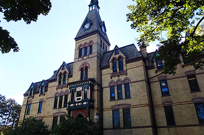 Old Main, Hamline University, St. Paul